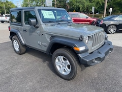 New 2020 Jeep Wrangler SPORT S 4X4 Sport Utility For Sale in Southold, NY