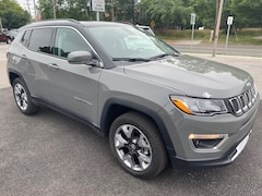 New 2020 Jeep Compass LIMITED 4X4 Sport Utility For Sale in Southold, NY