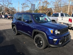 New 2020 Jeep Renegade ALTITUDE 4X4 Sport Utility For Sale in Southold, NY