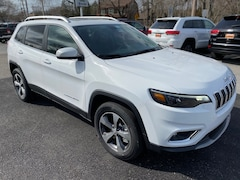 New 2020 Jeep Cherokee LIMITED 4X4 Sport Utility 1C4PJMDX7LD567099 20102 For Sale in Southold, NY