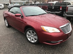 Used Cars  2013 Chrysler 200 Touring Convertible For Sale in Southold