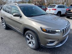New 2020 Jeep Cherokee LIMITED 4X4 Sport Utility For Sale in Southold, NY