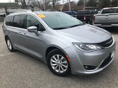 Used Cars  2018 Chrysler Pacifica Touring L Plus Van For Sale in Southold