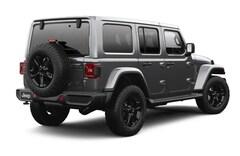 New 2021 Jeep Wrangler UNLIMITED SAHARA ALTITUDE 4X4 Sport Utility 1C4HJXEGXMW715000 near Cutchogue