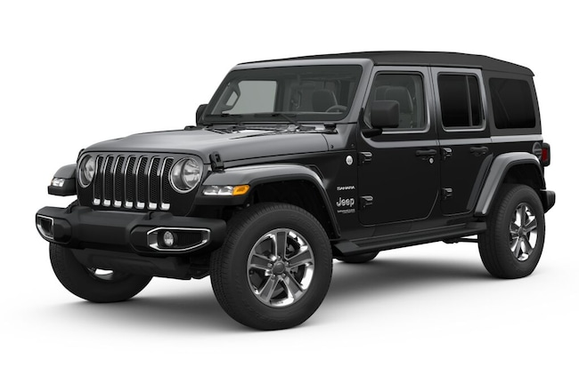 New 2019 Jeep Wrangler UNLIMITED SAHARA 4X4 Sport Utility For sale in Southold, NY