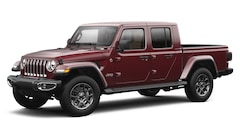 New 2021 Jeep Gladiator OVERLAND 4X4 Crew Cab 1C6HJTFG5ML555611 near Cutchogue