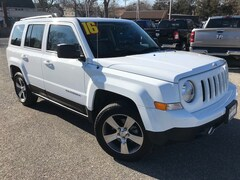 Used Cars  2016 Jeep Patriot Latitude SUV For Sale in Southold