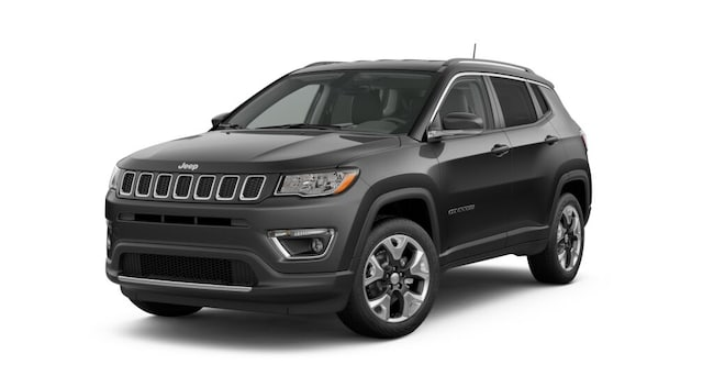 New 2019 Jeep Compass LIMITED 4X4 Sport Utility For sale in Southold, NY