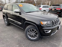Used Cars  2017 Jeep Grand Cherokee Limited 4x4 SUV For Sale in Southold