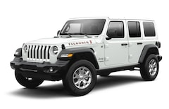 New 2021 Jeep Wrangler UNLIMITED ISLANDER 4X4 Sport Utility 1C4HJXDG6MW550399 near Cutchogue