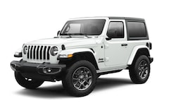 New 2021 Jeep Wrangler 80TH ANNIVERSARY 4X4 Sport Utility 1C4GJXAN2MW590008 near Cutchogue