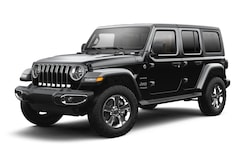 New 2021 Jeep Wrangler UNLIMITED SAHARA 4X4 Sport Utility For Sale in Southold, NY
