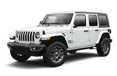 New 2021 Jeep Wrangler UNLIMITED 80TH ANNIVERSARY 4X4 Sport Utility 1C4HJXDG2MW564543 near Cutchogue