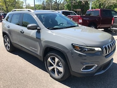 New Cars  2019 Jeep Cherokee LIMITED 4X4 Sport Utility For Sale in Southold
