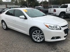 Used Cars  2015 Chevrolet Malibu LT w/2LT Sedan For Sale in Southold