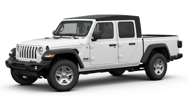 New 2020 Jeep Gladiator SPORT S 4X4 Crew Cab For sale in Southold, NY