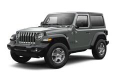 New 2021 Jeep Wrangler SPORT S 4X4 Sport Utility 1C4HJXAG8MW627102 near Cutchogue