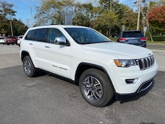 New 2021 Jeep Grand Cherokee LIMITED 4X4 Sport Utility For Sale in Southold, NY