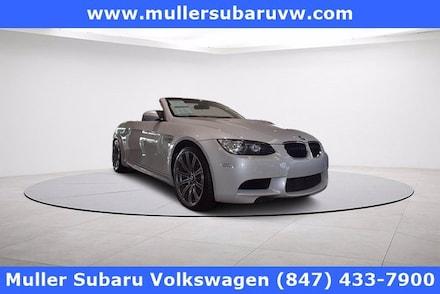 2011 BMW M3 Base Convertible
