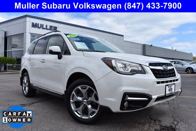 Used Subaru Forester Highland Park Il