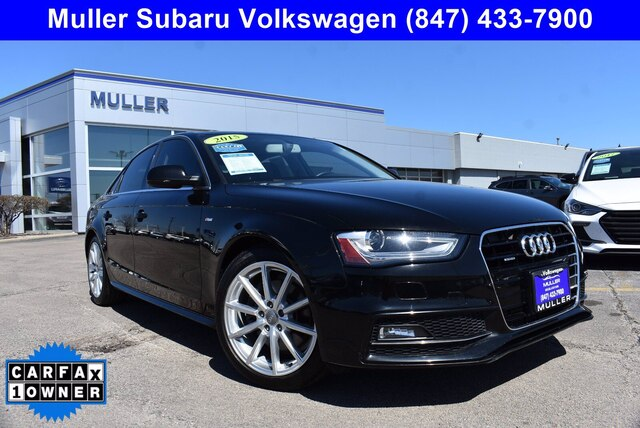 Used Audi A4 Highland Park Il