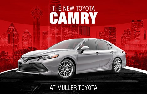 New Toyota Camry in Clinton, NJ