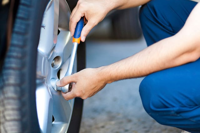 Changing Your Tires in Clinton, NJ