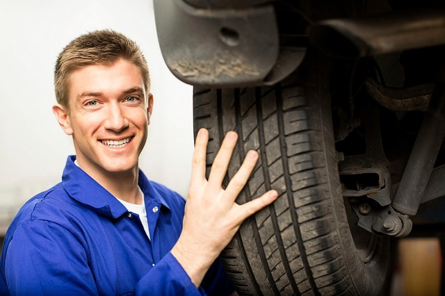 Tire Replacement in Clinton, NJ