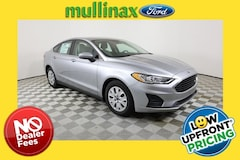New 2020 Ford Fusion S Sedan 3FA6P0G74LR253003 for Sale in Kissimmee,FL