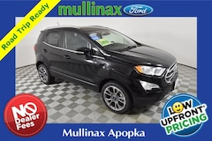 New 2020 Ford EcoSport Titanium SUV MAJ3S2KE7LC316483 for Sale in Kissimmee,FL