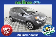 New 2020 Ford EcoSport Titanium SUV MAJ3S2KE8LC353283 for Sale in Kissimmee,FL