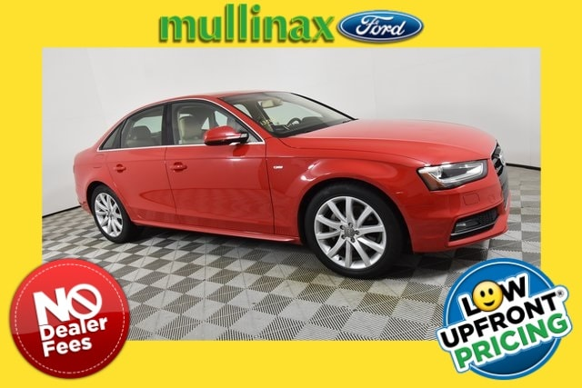 Used Audi A4 Lake Park Fl
