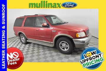 2002 Ford Expedition SUV