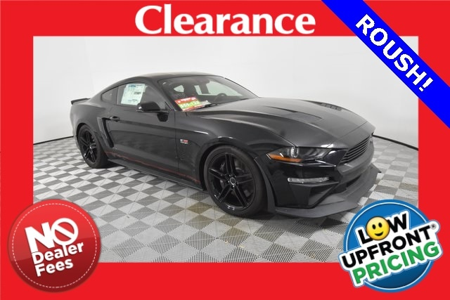 2019 Ford Mustang Roush GT Premium Coupe