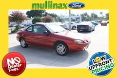 Bargain Used 2001 Ford Escort ZX2 Coupe 225656
