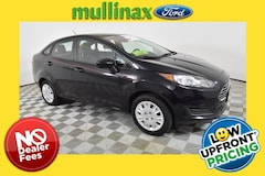 Certified Pre-Owned 2019 Ford Fiesta S Sedan 115607