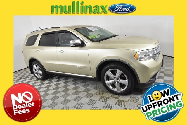 Used Dodge Durango Kissimmee Fl