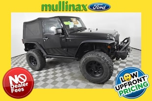 Used Jeep Wrangler Lake Park Fl