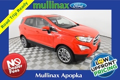 New 2020 Ford EcoSport Titanium SUV MAJ3S2KE4LC360313 for Sale in Kissimmee,FL