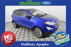 New 2020 Ford EcoSport Titanium SUV MAJ3S2KE1LC326264 for Sale in Kissimmee,FL