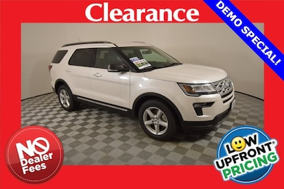 Mullinax Ford Nsb >> New 2019 Ford Explorer For Sale At Mullinax Ford Of Apopka
