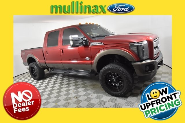 Used Ford Super Duty F 250 Srw Lake Park Fl
