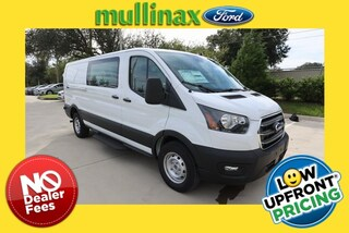 2020 Ford Transit-250 Crew Base Van Low Roof Van