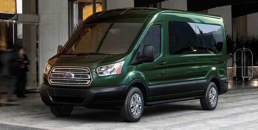 Used Ford Transit Wagon