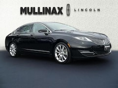 2016 Lincoln MKZ Base Sdn AWD