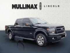2013 Ford F-150 FX4 4WD SuperCrew 145