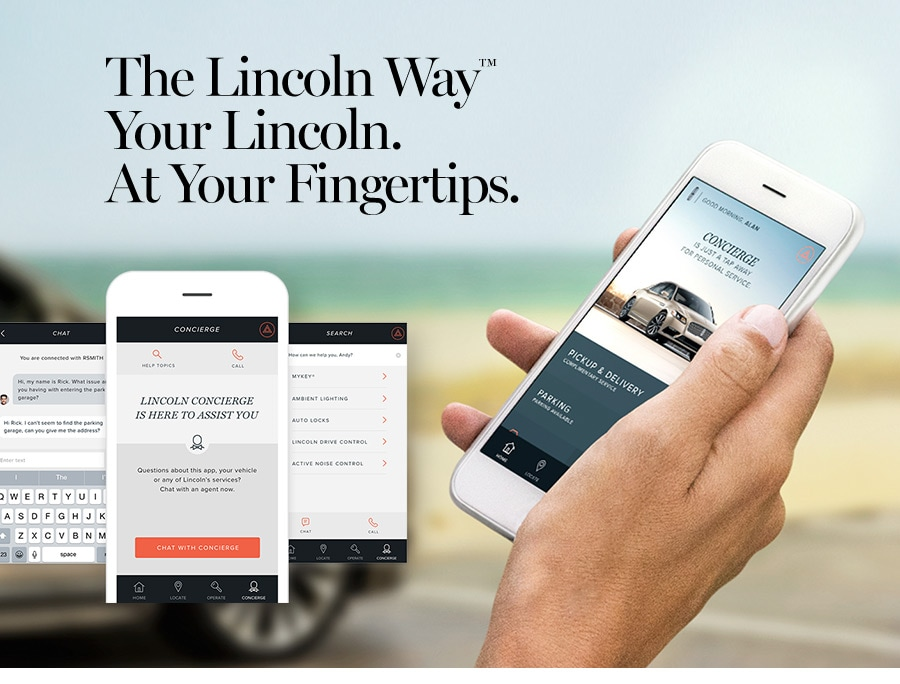 Mullinax Lincoln Automotive