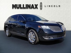 2015 Lincoln MKT Livery Sport Utility