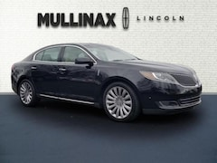 2015 Lincoln MKS Base Car