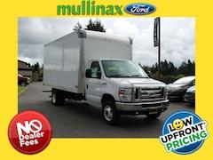 2018 Ford E-450 Cutaway Base Truck
